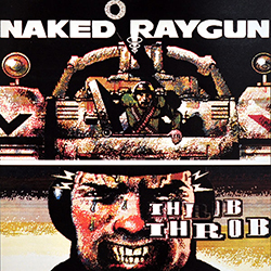 <i>Throb Throb</i> 1985 studio album by Naked Raygun