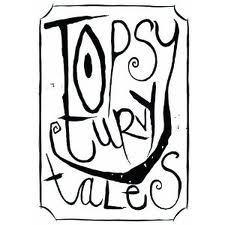 <i>Topsy Turvy Tales</i> book by Charlotte Boulay-Goldsmith