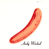 The early LP edition with the banana-skin sticker peeled off.