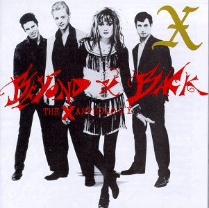 <i>Beyond and Back: The X Anthology</i> 1997 compilation album by X