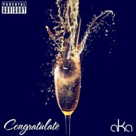 AKA - Congratulate (studio acapella)