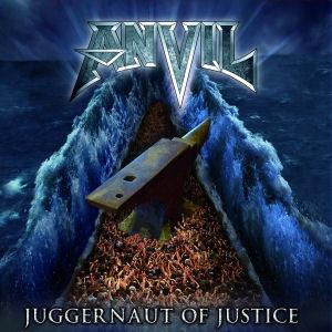 <i>Juggernaut of Justice</i> 2011 studio album by Anvil