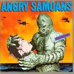 <i>Back from Samoa</i> 1982 studio album by Angry Samoans
