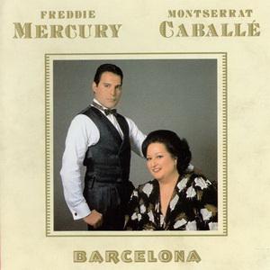 1988 studio album by Freddie Mercury and Montserrat Caballé