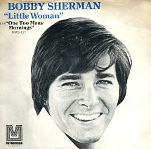 "Bobby Sherman ""Little Woman"" 45rpm picture sleeve.jpg"
