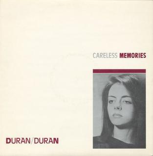 Titelbild des Gesangs Careless Memories von Duran Duran