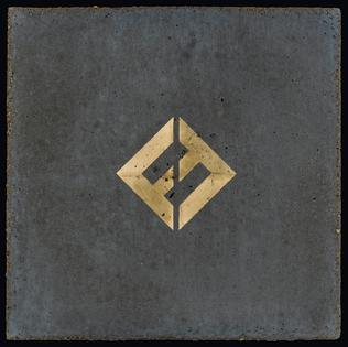 <i>Concrete and Gold</i> Foo Fighters album