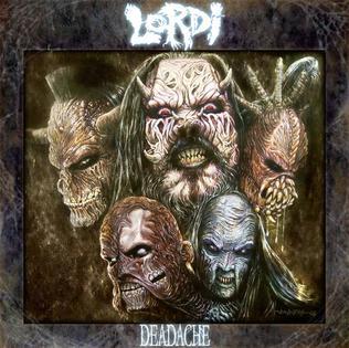 <i>Deadache</i> 2008 studio album by Lordi