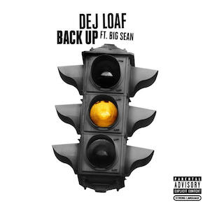 Dej Loaf featuring Big Sean — Back Up (studio acapella)