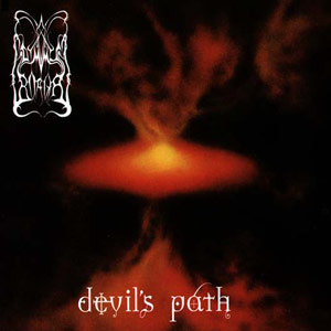 <i>Devils Path</i> (EP) 1996 EP by Dimmu Borgir