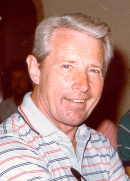 Photograph of Dick Weber