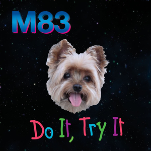 M83 - Do It, Try It (studio acapella)