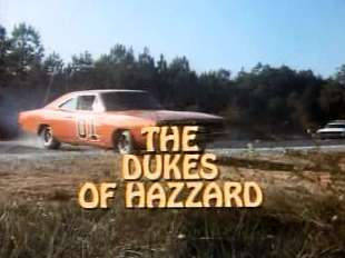 <i>The Dukes of Hazzard</i> American television series
