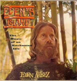 Eden Ahbez Een's Island album cover
