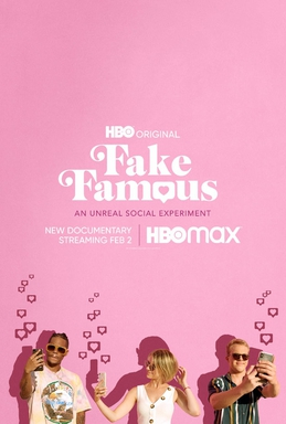 Picture of a movie: Fake Famous