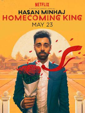 Picture of a movie: Hasan Minhaj: Homecoming King