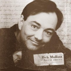 <i>Here in America</i> 2003 compilation album by Rich Mullins