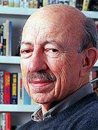 Howard Fast novelist