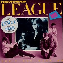 The Human League — Don't You Want Me (studio acapella)