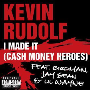 Kevin Rudolf - I Made It (Cash Money Heroes) - YouTube