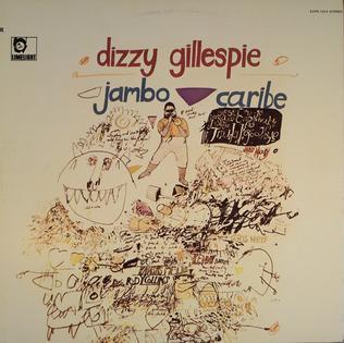 <i>Jambo Caribe</i> 1964 studio album by Dizzy Gillespie