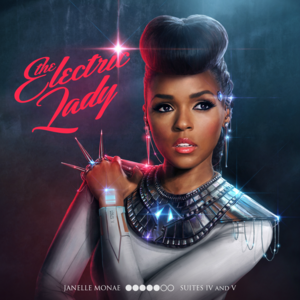 Janelle Monae – Electric Lady