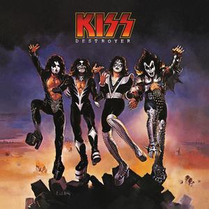 <i>Destroyer</i> (Kiss album) 1976 studio album by Kiss