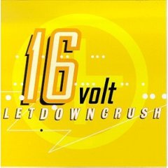 <i>LetDownCrush</i> 1996 studio album by 16volt