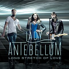 Lady Antebellum — Long Stretch of Love (studio acapella)