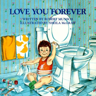 Image result for love you forever book cover
