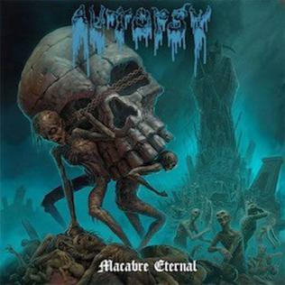 <i>Macabre Eternal</i> 2011 studio album by Autopsy