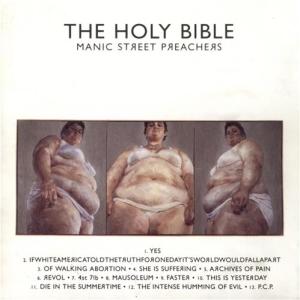 <i>The Holy Bible</i> (album) 1994 studio album by Manic Street Preachers