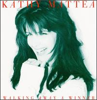 <i>Walking Away a Winner</i> 1994 studio album by Kathy Mattea