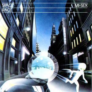 <i>Space Race</i> (album) 1980 studio album by Mi-Sex