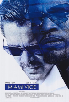 Miami Vice (2006) movie poster