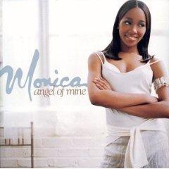 Monica — Angel of Mine (studio acapella)