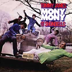 <i>Mony Mony</i> (album) 1968 studio album by Tommy James and the Shondells