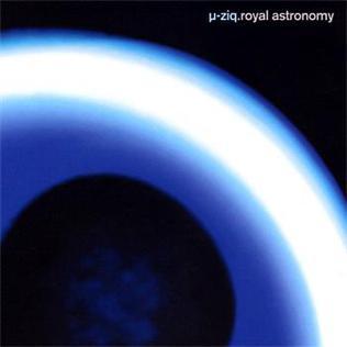 <i>Royal Astronomy</i> album by Mike Paradinas