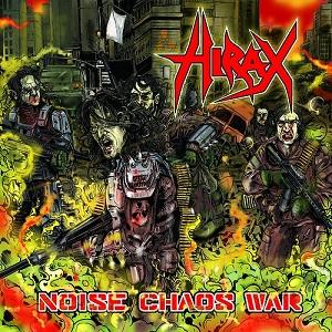 <i>Noise Chaos War</i> 2010 compilation album by Hirax