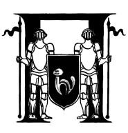 The logo of POISK Centre (2004)