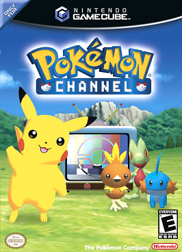 Picture of a game: Pokémon Channel
