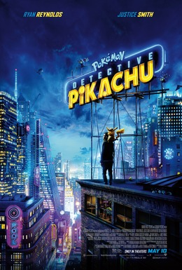 Picture of a movie: Detective Pikachu