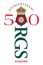 RGS Guildford 500 Logo