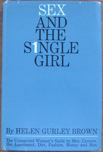 <i>Sex and the Single Girl</i> book by Helen Gurley Brown