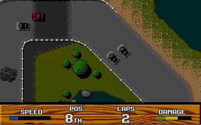 Video Game Car Simulator