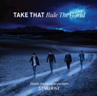 Titelbild des Gesangs Rule the World von Take That