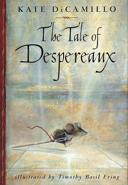 Image result for Tale of Despereaux book