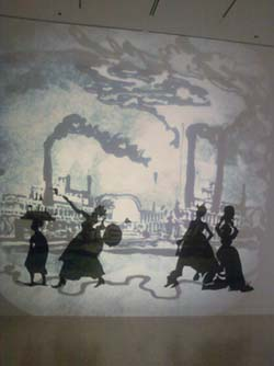 They Waz Nice White Folks While They Lasted (Sez One Gal to Another) Kara Walker.jpg