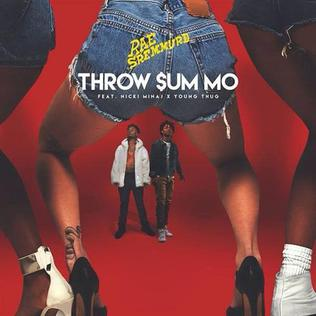 Rae Sremmurd featuring Nicki Minaj and Young Thug — Throw Sum Mo (studio acapella)