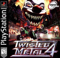 Twisted Metal 4 - Wikipedia